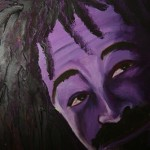 Adam Duritz, portrait painting